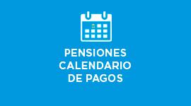 Pensiones - Calendario