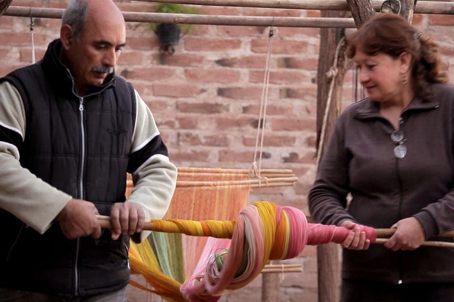 Rúa Chaky es un emprendimiento liderado por Graciela Carrasco y Ramón Baigorria.