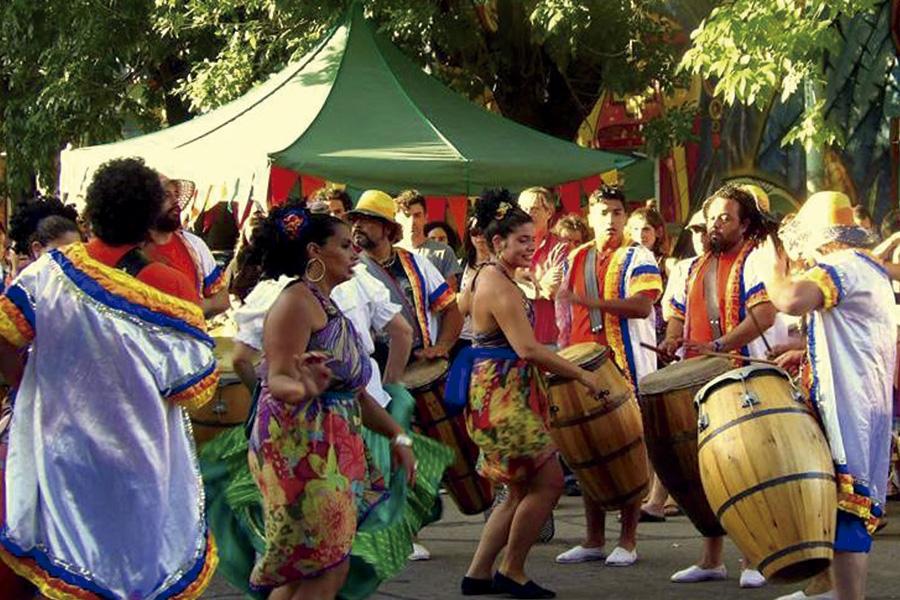 El candombe hará bailar a las familias este fin de semana.