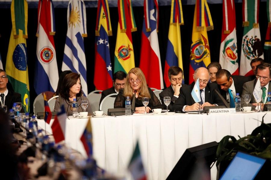 Cumbre Social del Mercosur en Mendoza