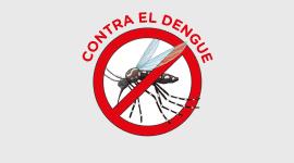 Icono ilustrativo sobre el Dengue