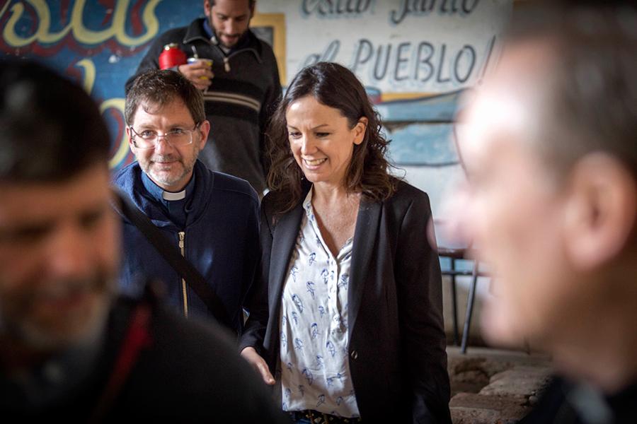 El acuerdo fortalecerá el trabajo de cooperación en las Villas de Emergencia porteñas.