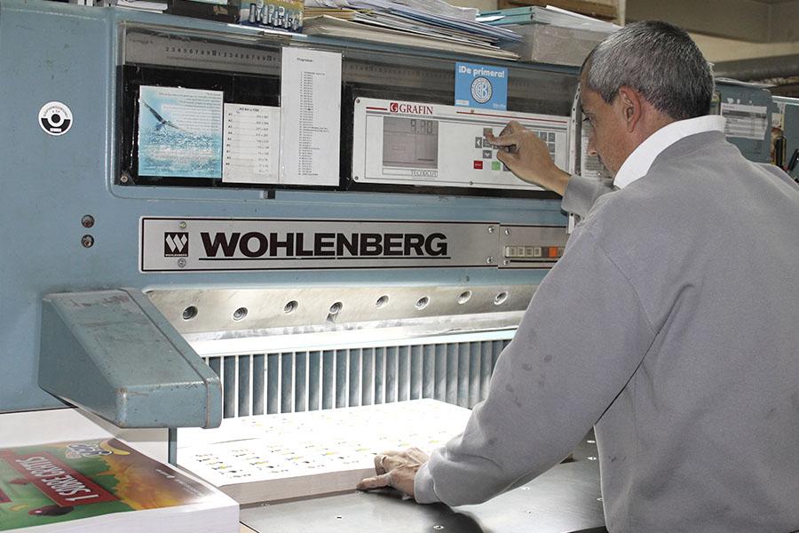 Actualmente, la cooperativa busca ampliar el local donde funciona y adquirir nuevas máquinas.