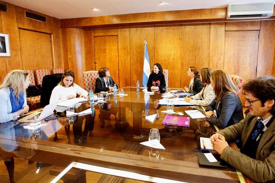 Durante el encuentro, se debatió sobre el empoderamiento económico de las mujeres, las estadísticas de género y los objetivos de la Agenda 2030.