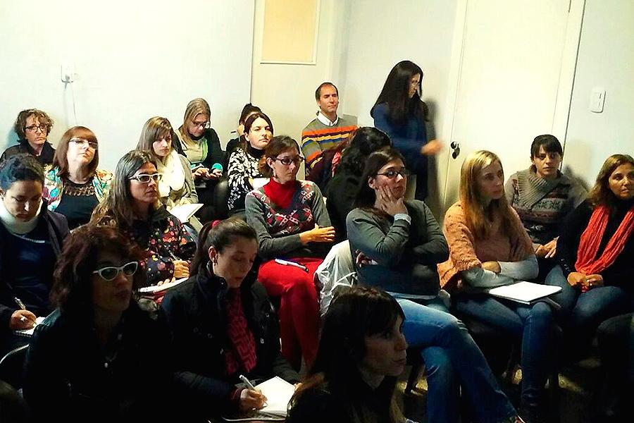Más de 400 personas ya participaron de estos encuentros en la provincia de Buenos Aires.