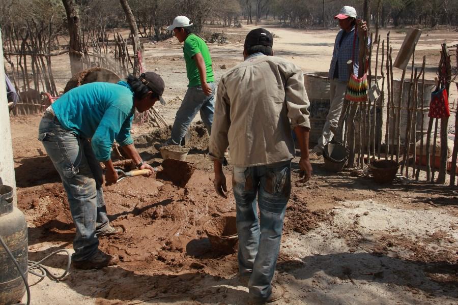 31 viviendas son las que se construiran en la localidad de Rancho Ñato.