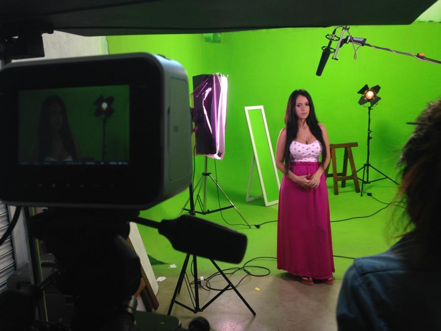 Producción audiovisual sobre violencia de genero.