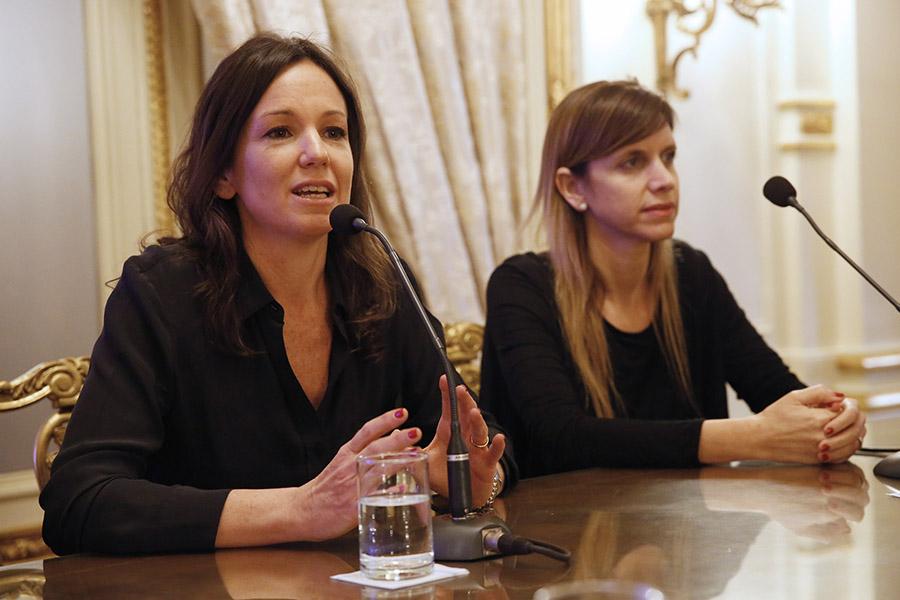 La ministra Carolina Stanley particpó de la reunión del Consejo Federal de Niñez.
