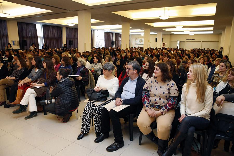 Imagen ilustrativa de las personas que participaron del encuentro