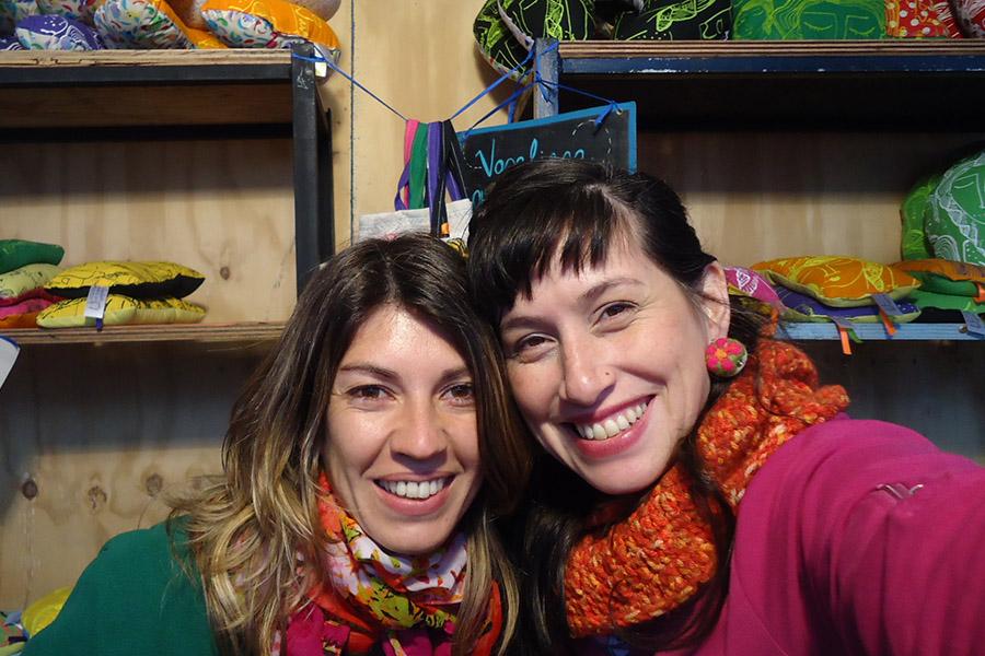 Pamela y Giselle de Vasalissa
