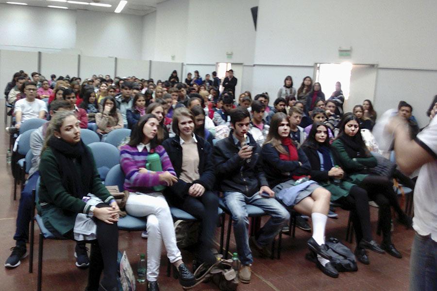 """Los foros """"Mi palabra cuenta"""" se enmarcan en el Plan de Acción 2015-2019 del Instituto Interamericano del Niños, Niñas y Adolescentes."""