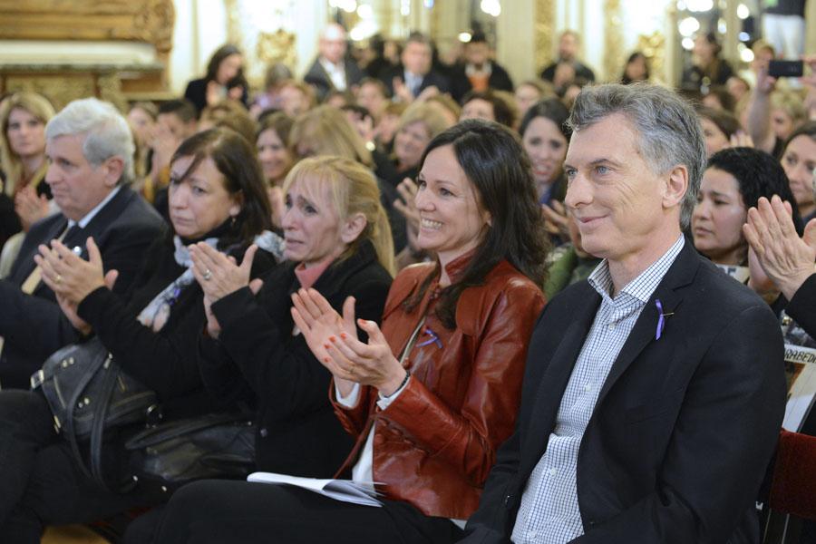 """La ministra también destacó el papel de la educación en valores e igualdad de género como """"una herramienta transformadora""""."""