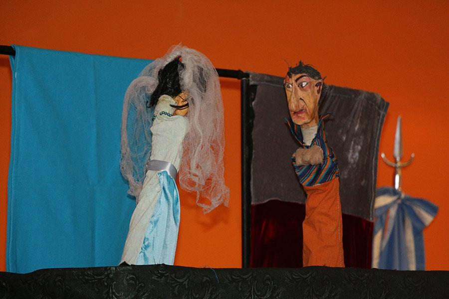 A través de esta iniciativa Desarrollo Social impulsa espectáculos teatrales de títeres que fomentan la recreación y la reflexión.