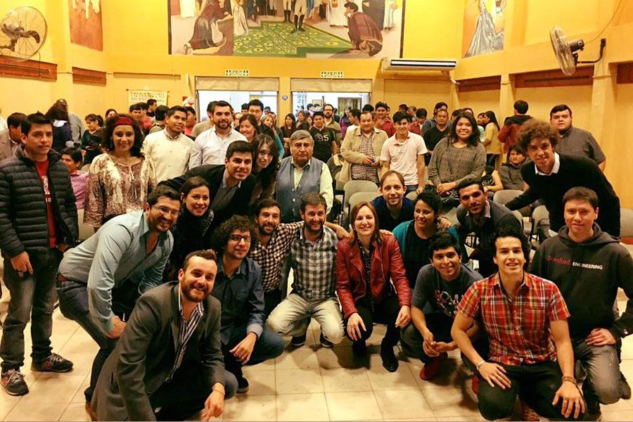 El lanzamiento del concurso se realizó en la localidad de Palpalá, en Jujuy.