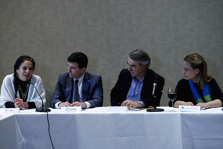 En el lanzamiento del Comité Nacional del Programa Gestión de las Transformaciones Sociales de la UNESCO participaron representantes de distintos ministerios.