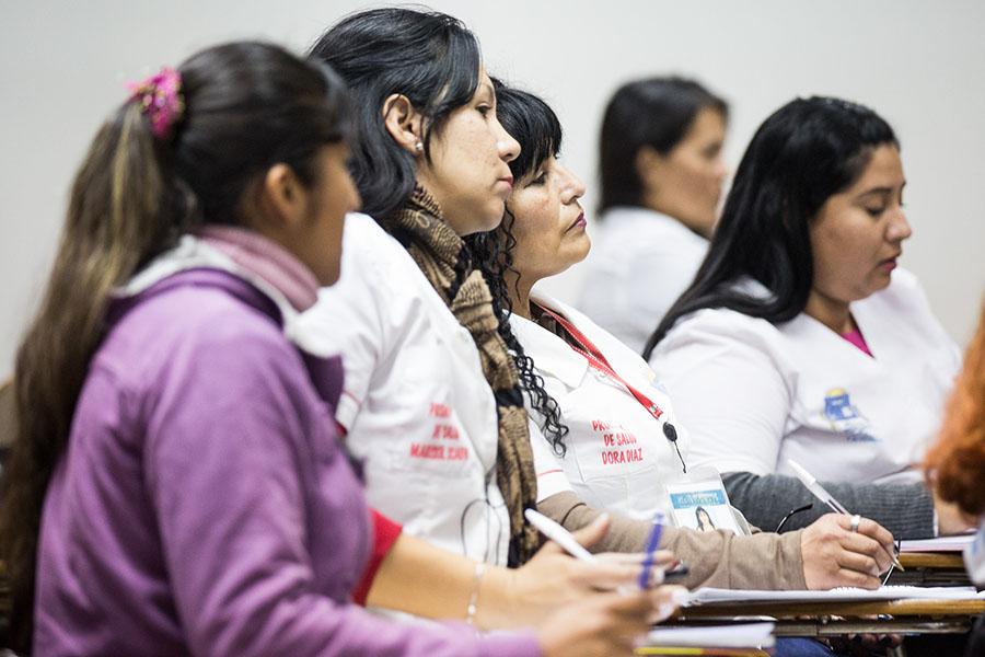La capacitación dura cuatro meses y cuando termina, los cuidadores reciben una certificación del Ministerio de Educación de la Nación.
