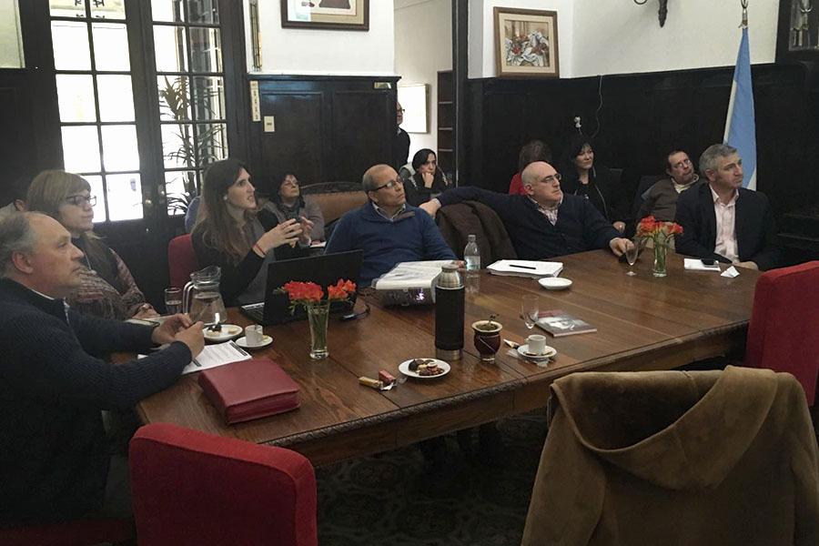 El encuentro fue organizado apra generar mayor integración entre los países, de manera concreta y cotidiana.