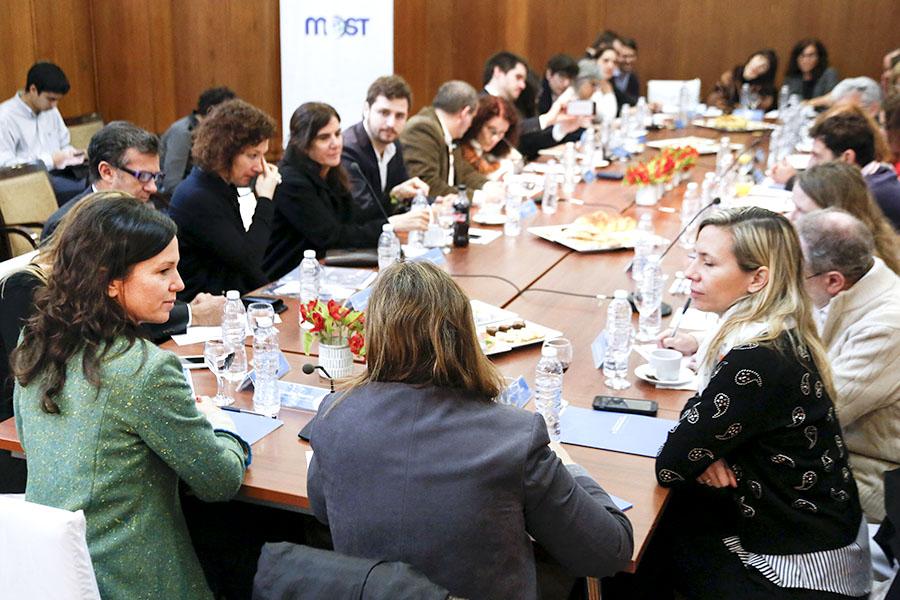 La actividad forma parte del programa de Gestión de las Transformaciones Sociales, de UNESCO.