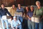 Fotografía ilustrativa de los integrantes de Caficla.