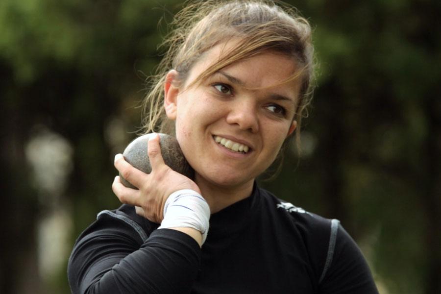 Karina busca potenciar su carrera deportiva y continuar cosechando logros internacionales.