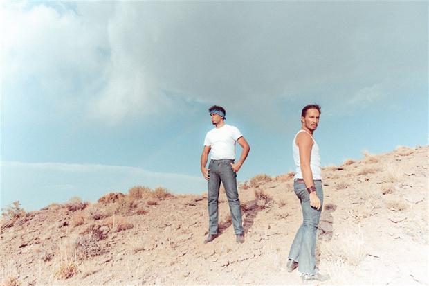 Imagen del disco de los Illya Kuryaki and the Valderramas