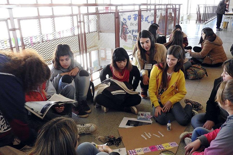 Durante el encuentro debatieron sobre la importancia de desarrollar la vocación la cultura del trabajo.