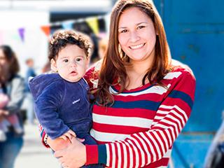 Imagen ilustrativa para pensión no contributiva a madres