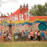 Imagen ilustrativa de jóvenes de Ciudad Evita
