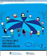 Imagen ilustrativa del Cuadernillo de Los Espacios lúdicos