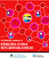 Imagen del cuadernillo de Sistema de protección integral