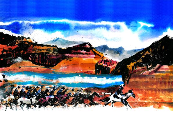 Imagen ilustrativa 202 años de la Batalla de Salta