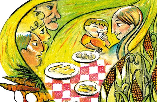 Imagen ilustrativa Día Mundial de la alimentación