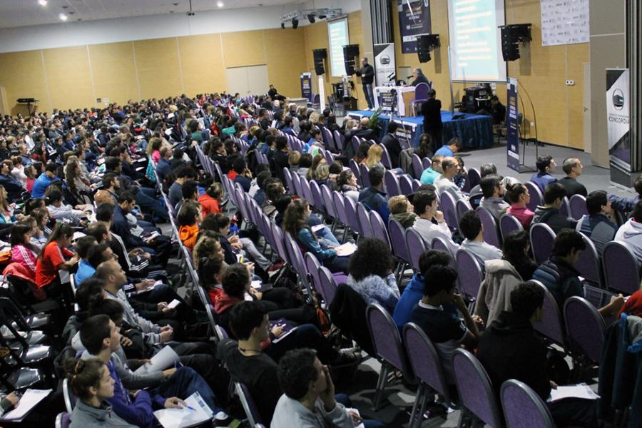 Más de dos mil personas en el Congreso de Actividad Física