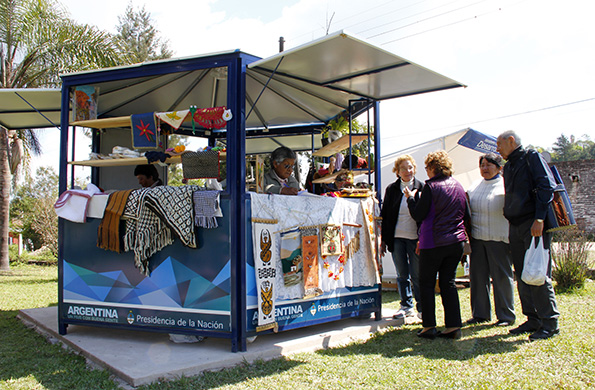 Feria permanente en San javier