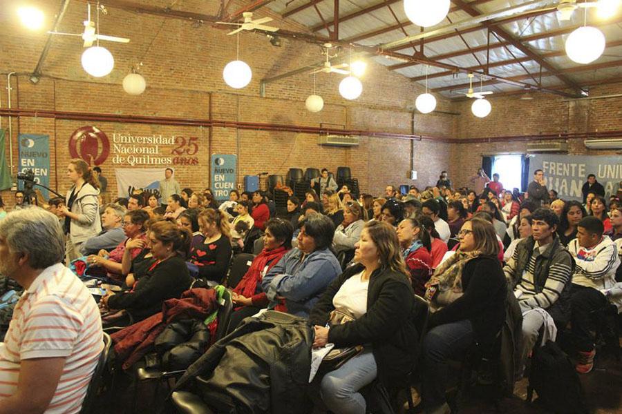 se realizó un foro por la inclusión en la Universidad de Quilmes