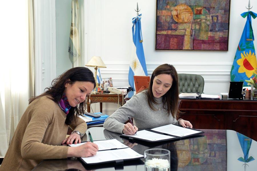 Imagen Ilustrativa de Carolina Stanley y María Eugenia Vidal