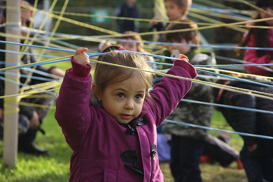 Imagen ilustrativa de los espacios de primera infancia.