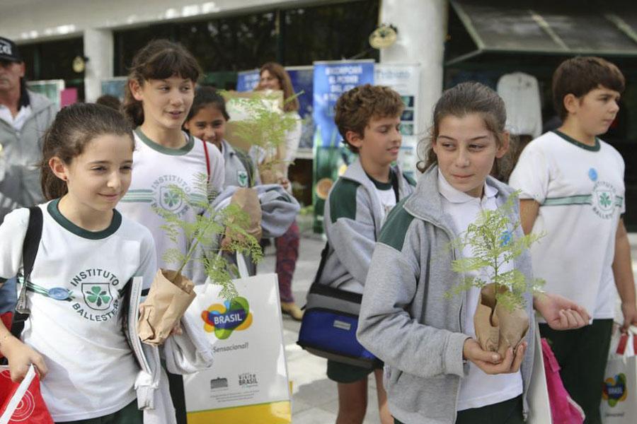Imagen de uno de los participantes de una edición anterior de ExpoBio