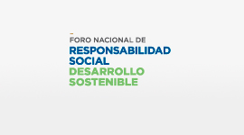 Imagen ilustrativa del Foro Nacional de Responsabilidad Social